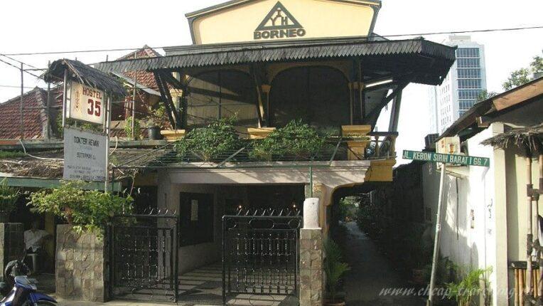 Хостел «35» в Джакарте у Джаксы
