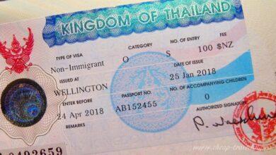 Фото Виза ран из Таиланда в Лаос