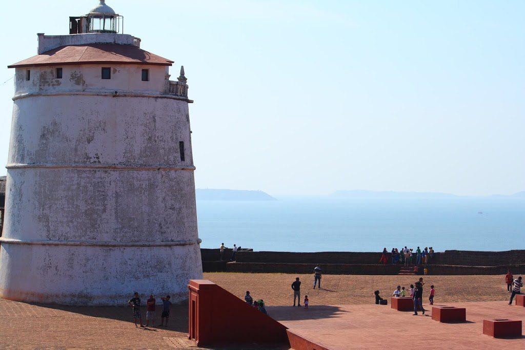 Агуада маяк