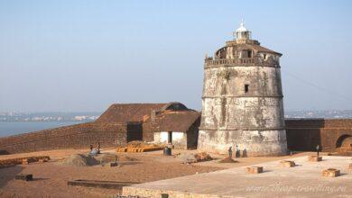 Фото Что посмотреть на Гоа — Форт Агуада