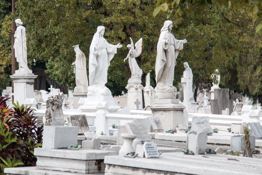 гаванское кладбище