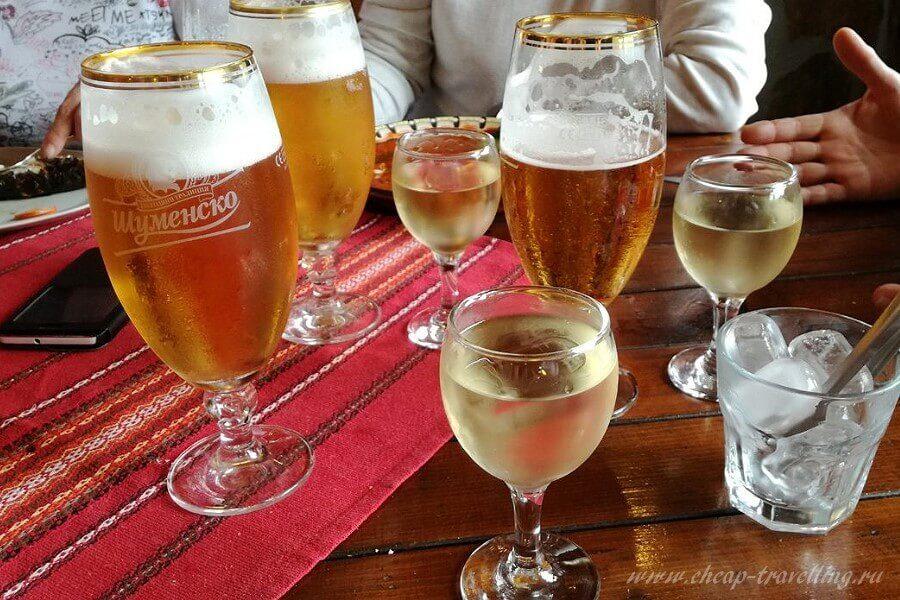 Болгарское пиво фото