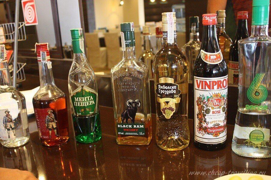 Национальный алкоголь Болгарии фото