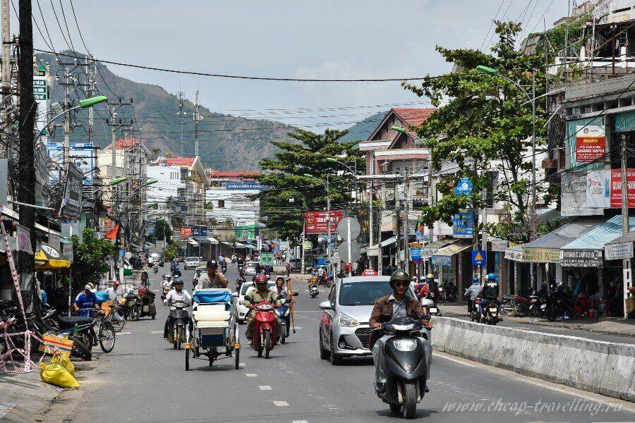 Мопеды во Вьетнаме
