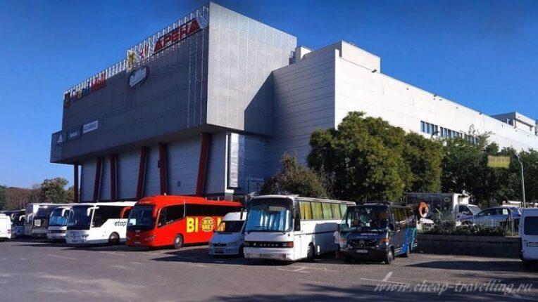 Автовокзал Варна