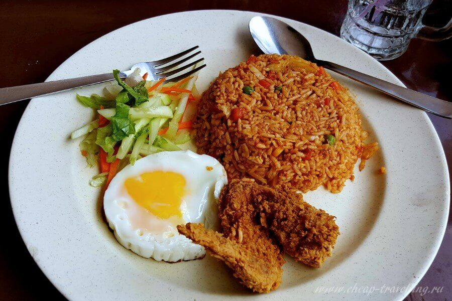 Еда в Малайзии