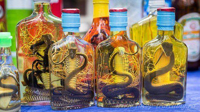 Спиртное из Вьетнама