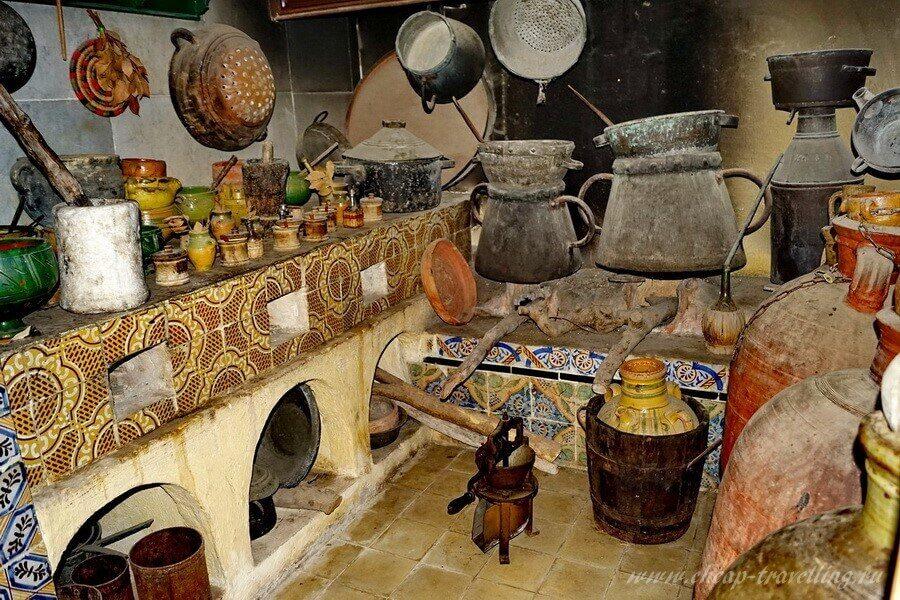 музей быта в Тунисе