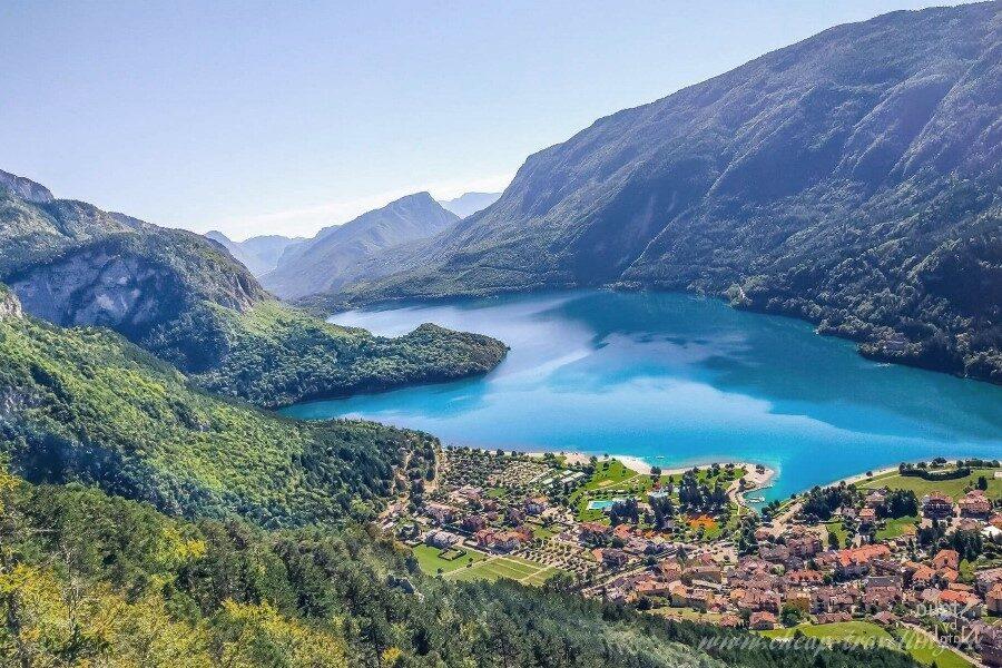 Красота природы в Италии