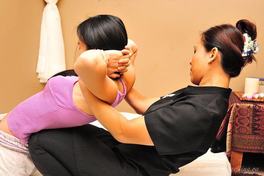 Реалакс от массажа