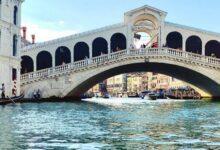 Фото Вечный Символ Венеции — Мост Риальто