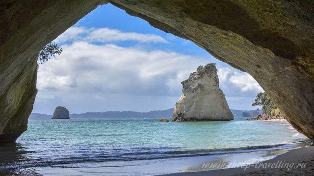 Море Новая Зеландия