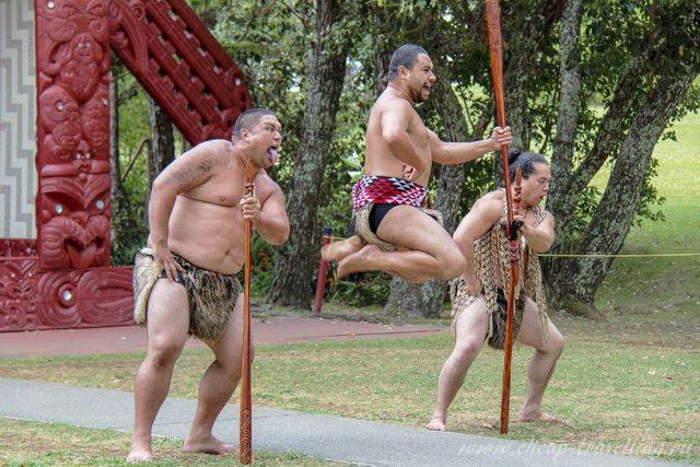 Жители Новая Зеландия