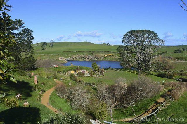 Виды Новая Зеландия