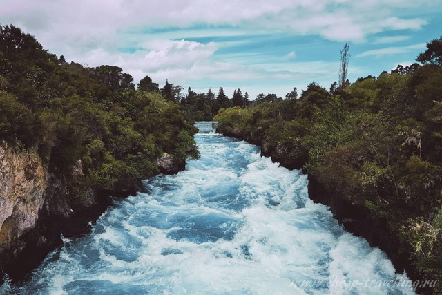 Реки Новая Зеландия