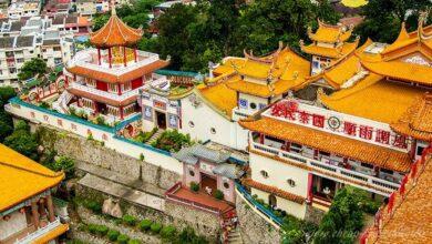 Фото Храм Высшего Блаженства — Kek Lok Si Temple