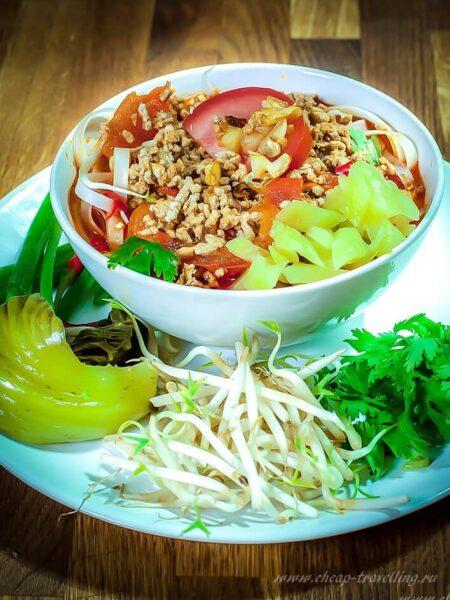 Национальный салат фото