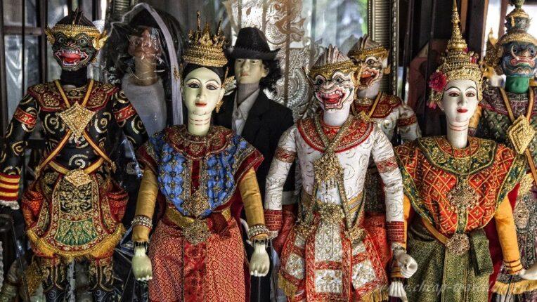 Фигурки Таиланда
