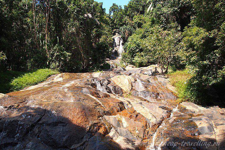 Водопад на Самуи