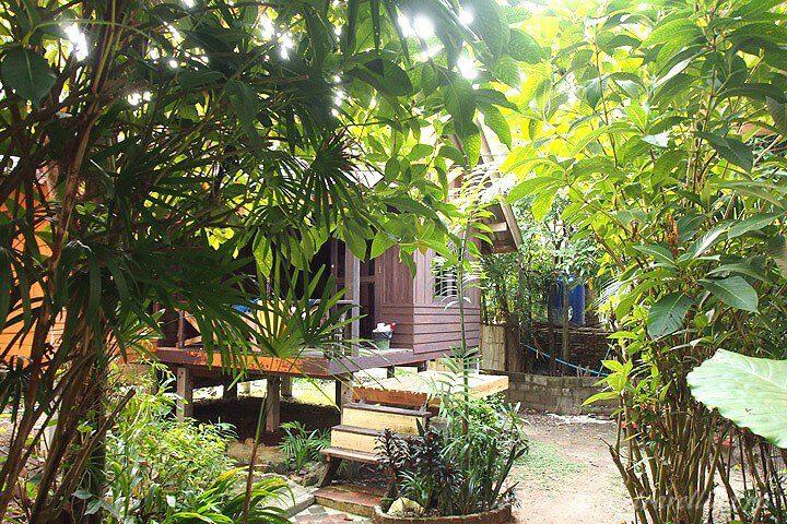Домик в гесте в Ао Нанг Таиланд