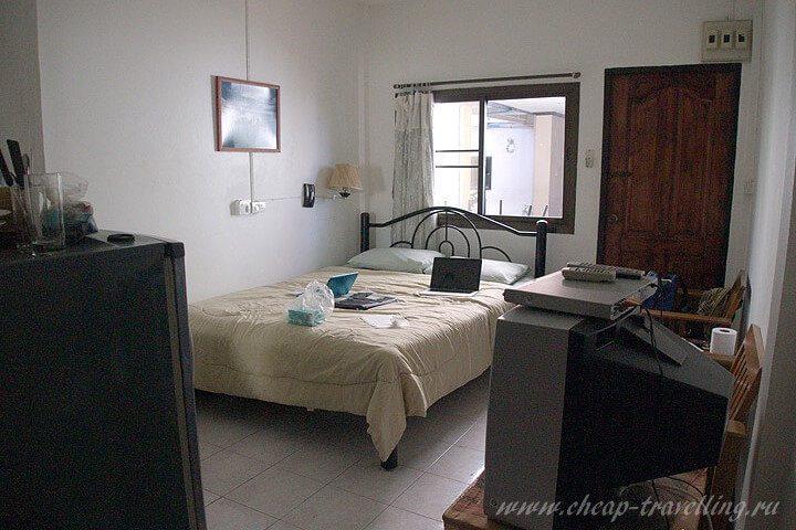 Номер в гостинице на острове Самуи фото