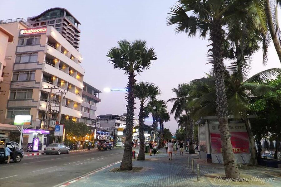 Streets of Pattaya