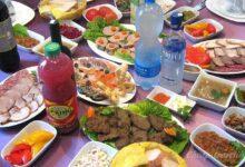 Фото Русская еда в Болгарии