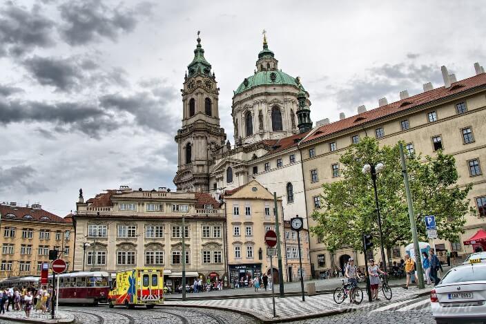 Древняя Прага